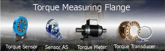 Torque Measuring Flange